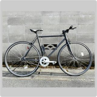 ピスト バイク ブリュアン(bruant) 700C シングルスピ...