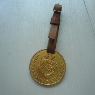阪神タイガース 優勝メダル 1985年 阪神タイガース後援会