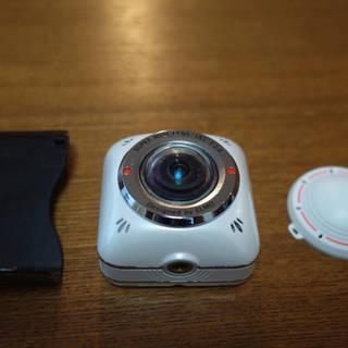コンパクトカメラ QBiC ELMO MS-1