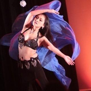 交野でベリーダンス♪【ジャスミン ベリーダンスクラブ】木曜日
