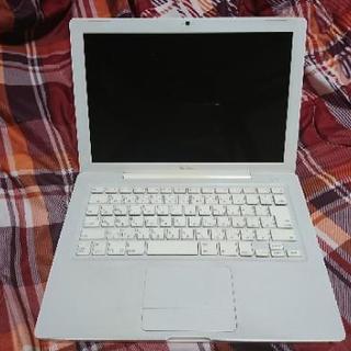 MacBook 初代ポリカボディモデル coreduo ジャンク品