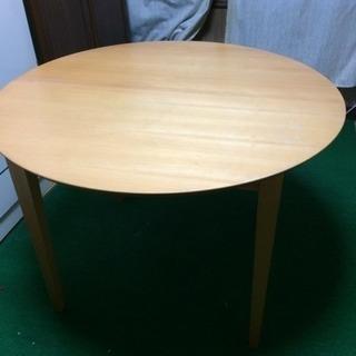 無印良品  エクステンションテーブル