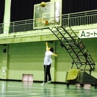 バスケやろう会✨☘️🤗初心者歓迎で友達作り🌸😆