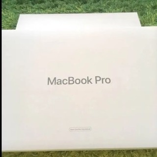 MacBook Proの空箱