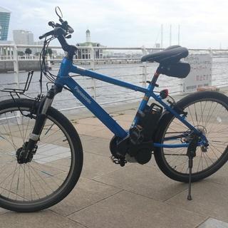 Panasonic・ハリヤ・電動アシスト自転車・26インチ・外装...