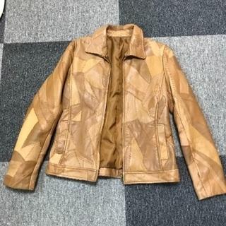 ラム&ラビットの皮のジャケット