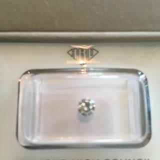 ダイヤ 指輪 プラチナ 未使用