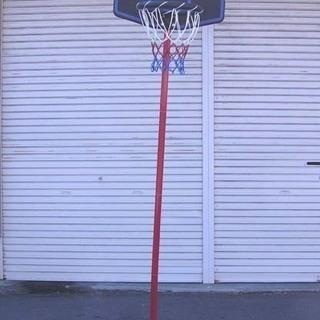 バスケットゴールスタンド  家庭用  子供用