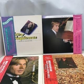 LPレコード 4枚セット リチャードクレイダーマン