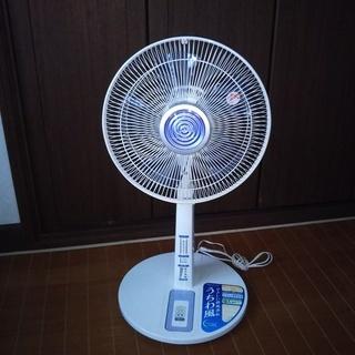 扇風機 うちわ風