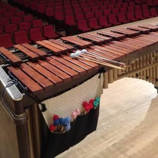マリンバ(木琴)、スネアドラム(小太鼓)、ピアノ、ソルフェージュ...