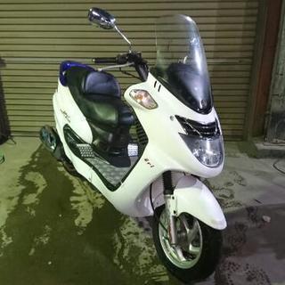 期間限定安い!125cc原付二種スクーターSYM RV125 EFI