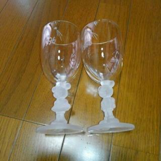 ディズニーワイングラス