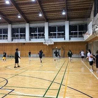 周南市でバスケチームを作りました!