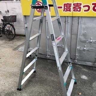 伸縮脚付き はしご兼用脚立 長谷川 RYZ1.0-18 192cm