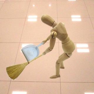 【日本橋/京橋】ビルのオフィス内清掃【週払いOK】
