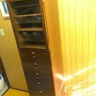 ハイチェスト 整理箪笥 隙間家具
