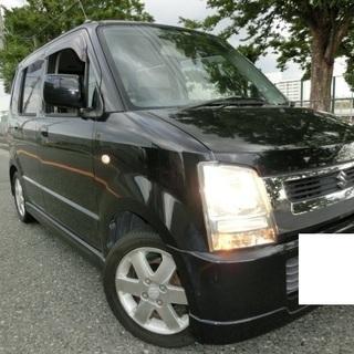 ★ワゴンR FX-S リミテッド 48000円  黒色 エアロ&...