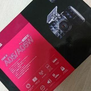 未使用!AMEX-A05/05W♪ドライブレコーダー