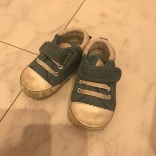 子供靴 12.5cm