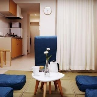 新宿御苑ほど近くの1DK6,000円/1日、水光熱費込み!