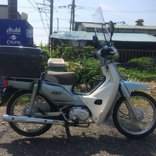JA10 スーパーカブ110 セル始動!ワンツー?JA07?グロム...