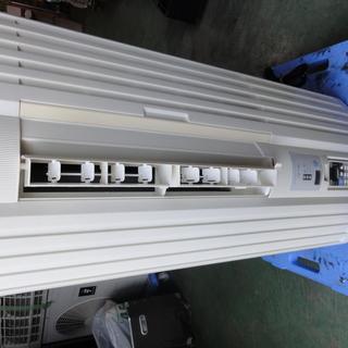東52 トヨトミ窓用エアコン 4.5~6畳 8月10日までに引き取り限定
