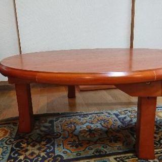 木製ちゃぶ台