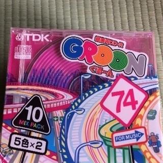 CD-R 74  10枚