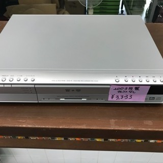 TOSHIBA 東芝HDD&DVDビデオレコーダー RD-XS3...