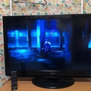 【売約済み】42型液晶テレビ 日立 L42-C07 2011年製