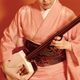 津軽三味線を弾いてみよう(前橋)