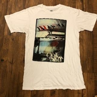 QuikSilver クイックシルバー デザインTシャツ