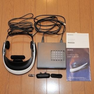 SONY 3D対応ヘッドマウントディスプレイ HMZ-T1 中古