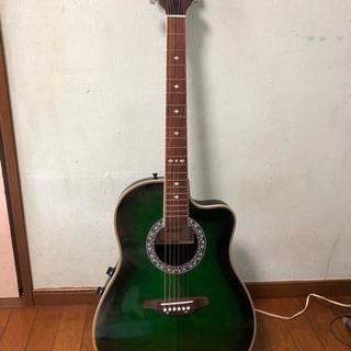 ほぼ未使用ギター