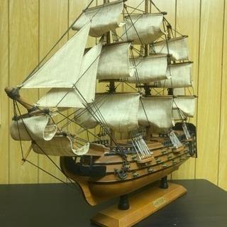 ヴィクトリー(戦列艦) 帆船模型