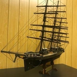 カティサーク イギリス快速帆船 ウッドクラフト