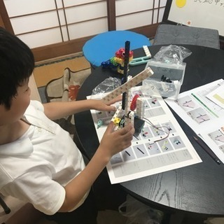 ロボットプログラミングを夏の自由研究でトライ!!^_^ - 足立区