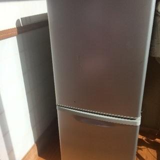 Panasonicノンフロン冷蔵庫