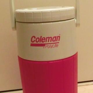 コールマン ポリライトジャグ(約1.9L) Coleman PolyLite 1/2 Gallonの画像