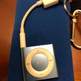 【再度、値下げしました】【未使用】iPod Shuffle