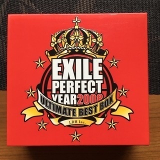 EXILE PERFECT YEAR 2008 ULTIMATE...