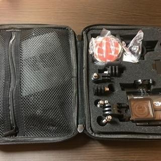 アクションカメラ 4k 高画質