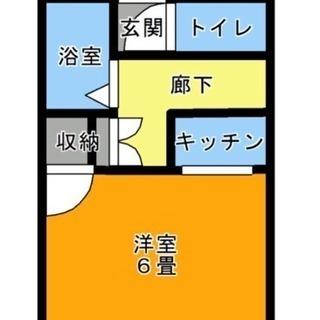 1K 賃貸アパート★駐車場あり★サンレジデンス102