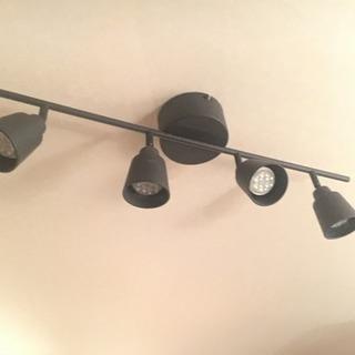 シーリングライト、スポットライト、LED電球