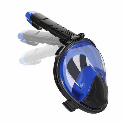 シュノーケルマスク ダイビングマスク スノーケル マスク フルフェイス型