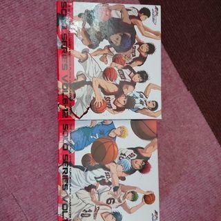 黒子のバスケ CD 16枚