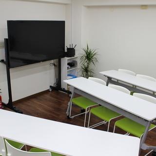 池田駅近のレンタルスペース「ロジカ・アカデミー」(格安・大阪・北摂)