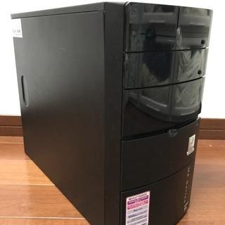 ゲーミングPC A10-7700k RadeonHD6850 無線可