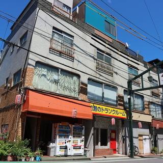 【空き家貸します!倉庫利用にオススメ 】長屋3階部分34.36㎡【...
